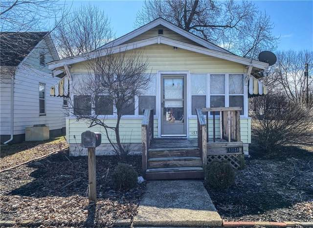 1531 4th Avenue, Terre Haute, IN 47807 (MLS #21768926) :: Mike Price Realty Team - RE/MAX Centerstone