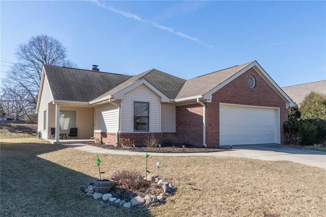 8618 Quarterhorse Drive, Indianapolis, IN 46256 (MLS #21768941) :: Mike Price Realty Team - RE/MAX Centerstone