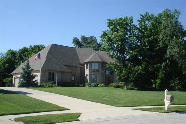 13637 Frenchmans Creek, Carmel, IN 46032 (MLS #21768949) :: Dean Wagner Realtors