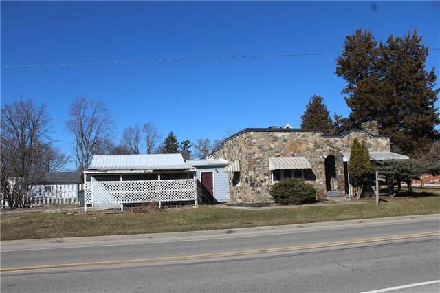 100 W Walnut, Albany, IN 47320 (MLS #21768965) :: The ORR Home Selling Team