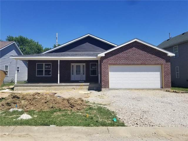 1624 N Oakmont Avenue, Greensburg, IN 47240 (MLS #21768966) :: Anthony Robinson & AMR Real Estate Group LLC