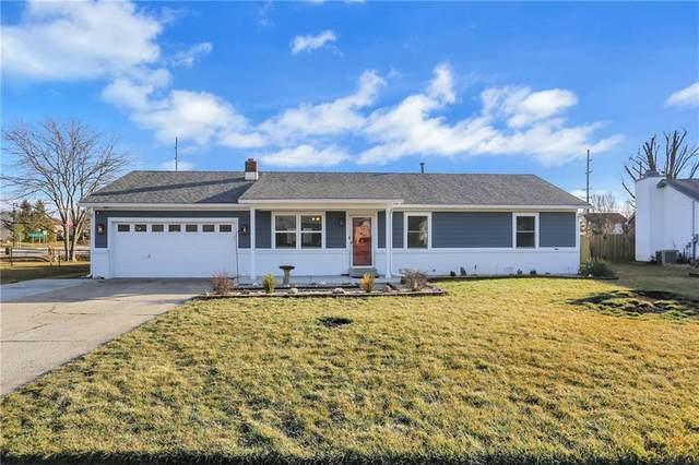 687 Boonesboro Road, Greenwood, IN 46142 (MLS #21768976) :: Ferris Property Group