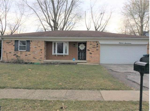 1517 Moores Manor, Indianapolis, IN 46229 (MLS #21768983) :: Heard Real Estate Team | eXp Realty, LLC