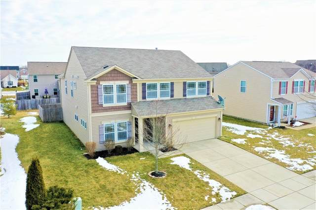 3237 Underwood Drive, Whiteland, IN 46184 (MLS #21768988) :: Mike Price Realty Team - RE/MAX Centerstone