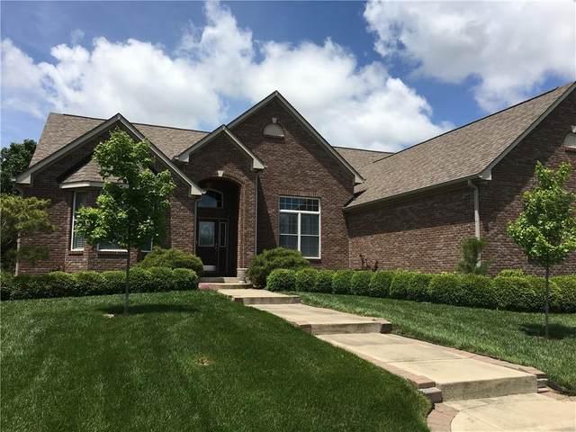 422 Fountain Drive, Brownsburg, IN 46112 (MLS #21768989) :: Dean Wagner Realtors