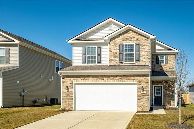 1902 Lakecrest Drive, Columbus, IN 47201 (MLS #21768993) :: Mike Price Realty Team - RE/MAX Centerstone