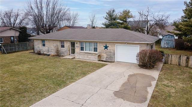 737 W Garden Street, Fortville, IN 46040 (MLS #21768998) :: Anthony Robinson & AMR Real Estate Group LLC