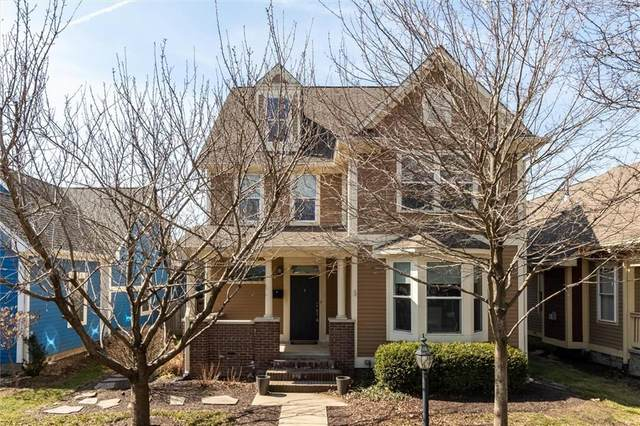2448 N Talbott Street, Indianapolis, IN 46205 (MLS #21769003) :: Mike Price Realty Team - RE/MAX Centerstone