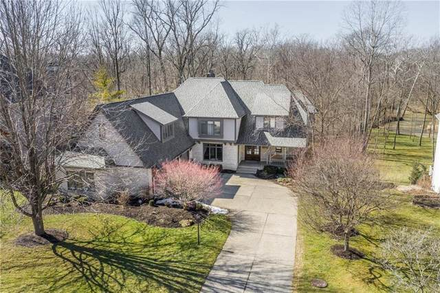 4602 Chase Oak Court, Zionsville, IN 46077 (MLS #21769004) :: RE/MAX Legacy