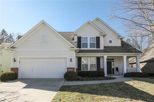 5150 Greenheart Place, Indianapolis, IN 46227 (MLS #21769008) :: Dean Wagner Realtors