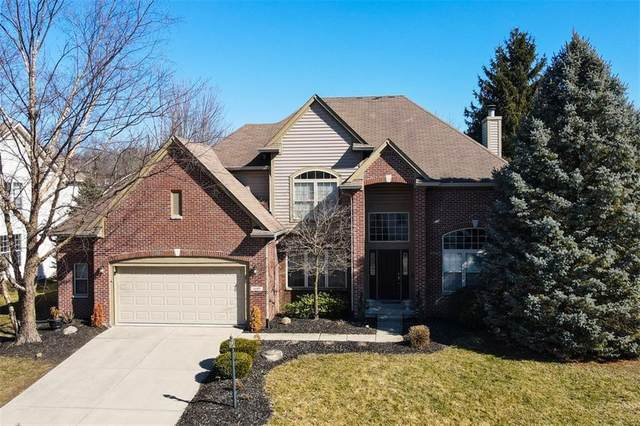 11145 Ridgewater Cir, Fishers, IN 46037 (MLS #21769035) :: AR/haus Group Realty