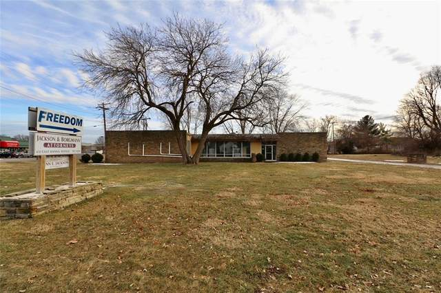 431 E Hanna Avenue, Indianapolis, IN 46227 (MLS #21769038) :: Heard Real Estate Team | eXp Realty, LLC