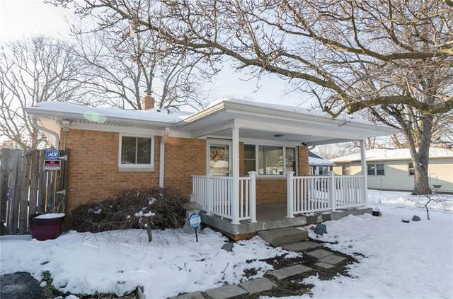 4238 S State Avenue, Indianapolis, IN 46227 (MLS #21769062) :: Anthony Robinson & AMR Real Estate Group LLC