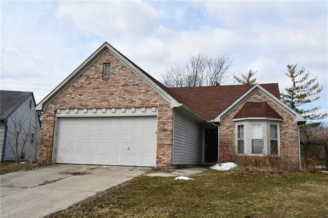 1540 Park Vista Court, Indianapolis, IN 46229 (MLS #21769097) :: Realty ONE Group Dream