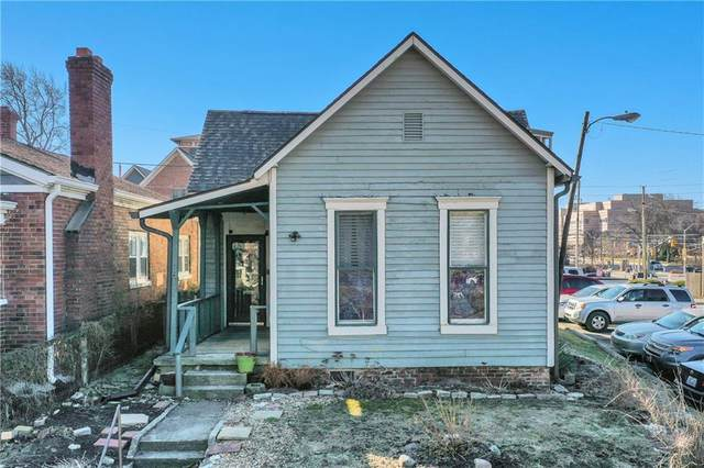 517 Lord Street, Indianapolis, IN 46202 (MLS #21769108) :: The ORR Home Selling Team
