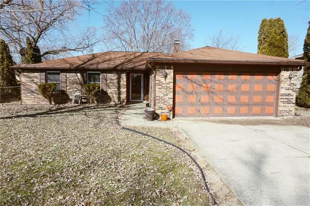 5722 Liberty Creek Drive E, Indianapolis, IN 46254 (MLS #21769109) :: Mike Price Realty Team - RE/MAX Centerstone
