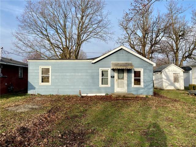 4011 Haverhill Drive, Anderson, IN 46013 (MLS #21769125) :: Heard Real Estate Team | eXp Realty, LLC