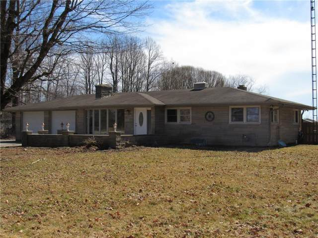2520 State Highway 67, Gosport, IN 47433 (MLS #21769142) :: Mike Price Realty Team - RE/MAX Centerstone