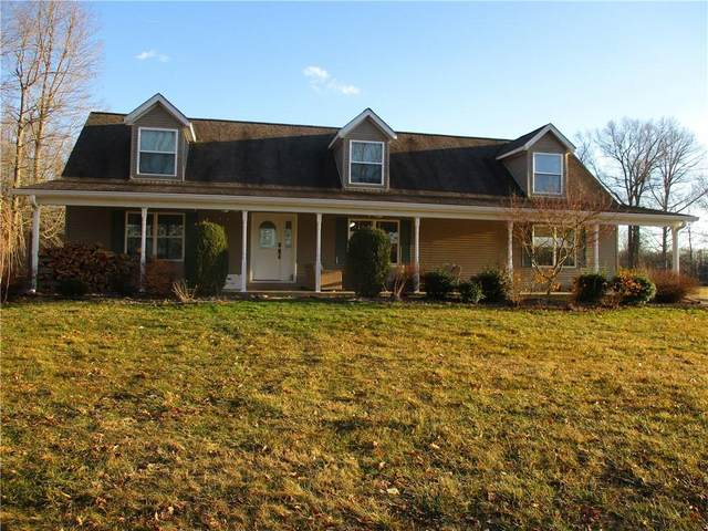 12383 S 25 W, Columbus, IN 47201 (MLS #21769145) :: Mike Price Realty Team - RE/MAX Centerstone