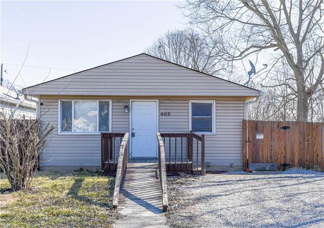 605 S Auburn Street, Indianapolis, IN 46241 (MLS #21769160) :: Mike Price Realty Team - RE/MAX Centerstone
