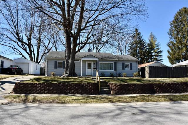 112 Eikenberry Street, Greenfield, IN 46140 (MLS #21769166) :: Anthony Robinson & AMR Real Estate Group LLC