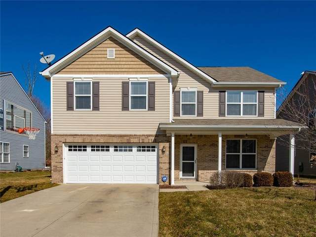 6106 Green Willow Road, Whitestown, IN 46075 (MLS #21769170) :: Richwine Elite Group