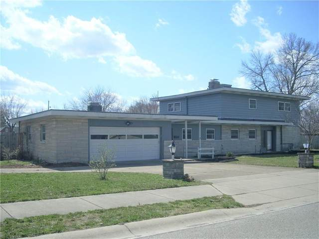 1313 E Buchanan Street, Plainfield, IN 46168 (MLS #21769178) :: The Indy Property Source