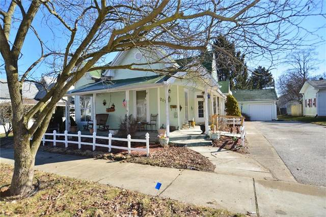 207 N Jefferson Street, Danville, IN 46122 (MLS #21769209) :: Heard Real Estate Team | eXp Realty, LLC