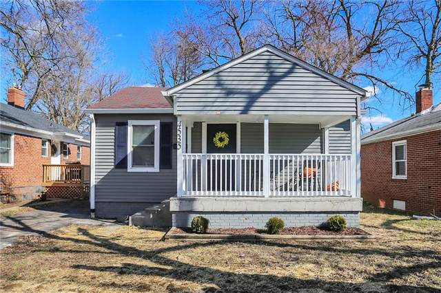 4535 Crittenden Avenue, Indianapolis, IN 46205 (MLS #21769210) :: The Indy Property Source