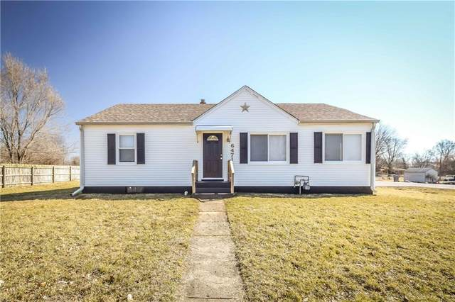 6471 Homestead Drive, Indianapolis, IN 46227 (MLS #21769221) :: Anthony Robinson & AMR Real Estate Group LLC