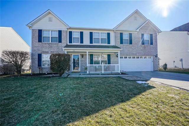 6861 Harriet Drive, Indianapolis, IN 46237 (MLS #21769227) :: Mike Price Realty Team - RE/MAX Centerstone