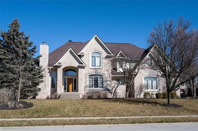 1020 Princeton Gate, Carmel, IN 46032 (MLS #21769231) :: The Indy Property Source