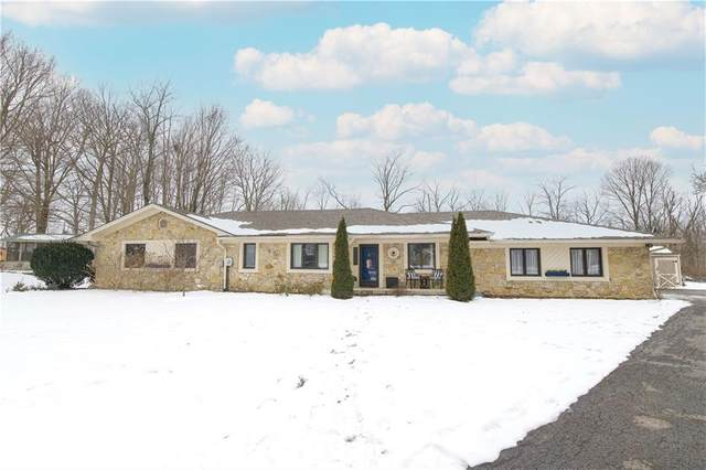 3017 Walnut Court, Greenfield, IN 46140 (MLS #21769248) :: Mike Price Realty Team - RE/MAX Centerstone