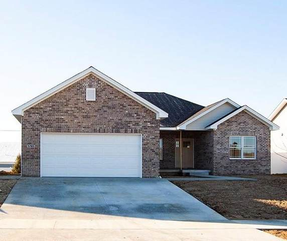 5765 Victory Drive, Columbus, IN 47203 (MLS #21769260) :: The Indy Property Source
