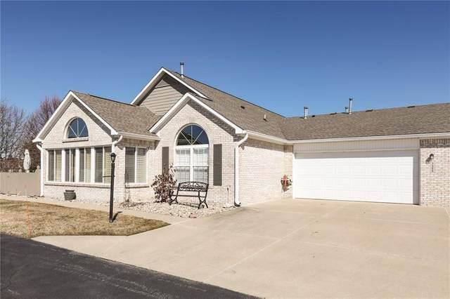7355 Lake Lakota Drive, Indianapolis, IN 46217 (MLS #21769261) :: Anthony Robinson & AMR Real Estate Group LLC