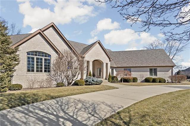 12547 Scottish Bend, Carmel, IN 46033 (MLS #21769264) :: Mike Price Realty Team - RE/MAX Centerstone