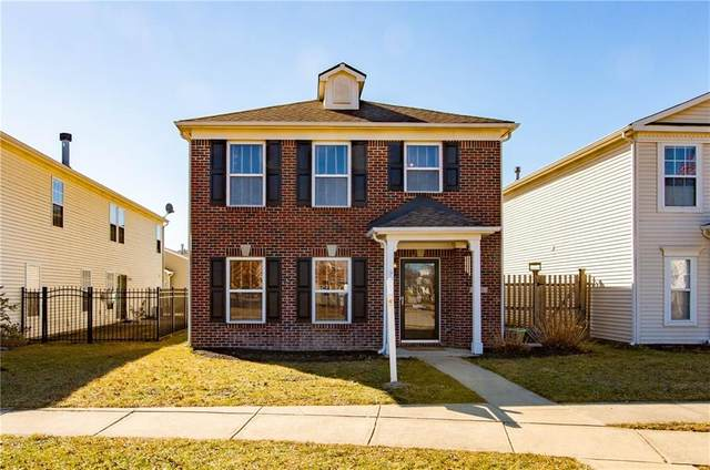 12851 Old Glory Drive, Fishers, IN 46037 (MLS #21769276) :: Richwine Elite Group
