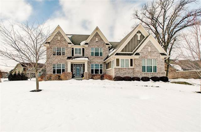 3256 Willow Bend Trail, Zionsville, IN 46077 (MLS #21769283) :: The Indy Property Source