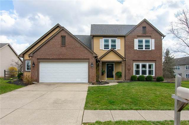 7567 Meadow Ridge Drive, Fishers, IN 46038 (MLS #21769288) :: Heard Real Estate Team | eXp Realty, LLC