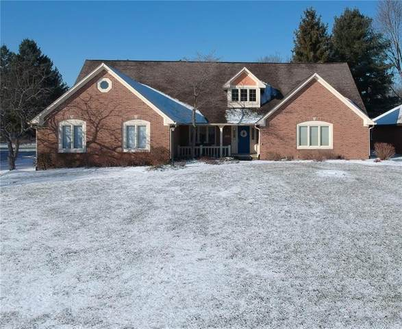 302 Lake Drive, Greenwood, IN 46142 (MLS #21769289) :: Richwine Elite Group