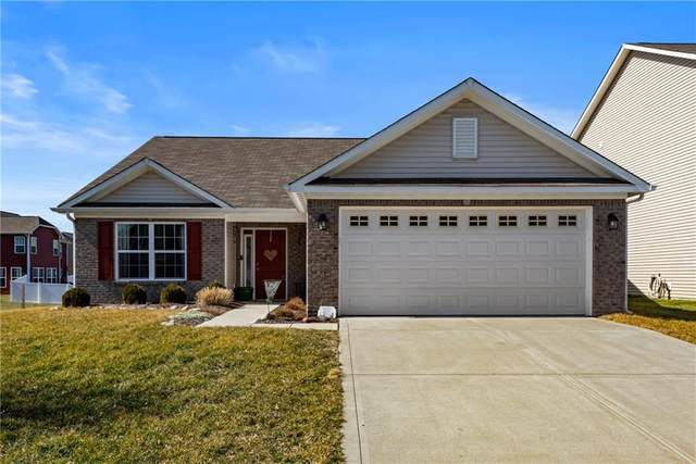 1900 Wedgewood Place, Avon, IN 46123 (MLS #21769293) :: The Indy Property Source