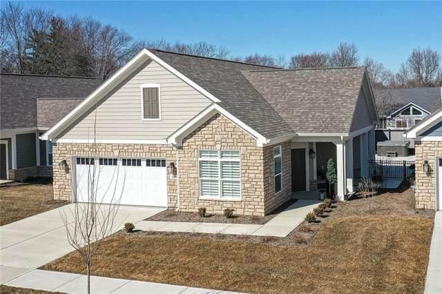 1740 Cypress Drive, Zionsville, IN 46077 (MLS #21769304) :: Dean Wagner Realtors