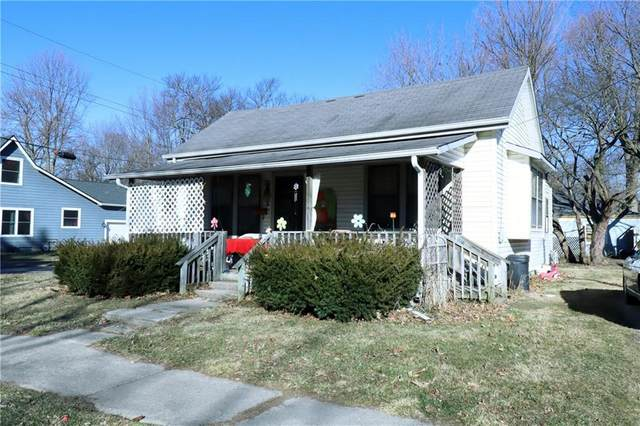 221 N Noble Street, Greenfield, IN 46140 (MLS #21769312) :: Anthony Robinson & AMR Real Estate Group LLC