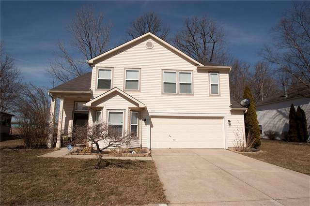 7320 Wood Duck Court, Indianapolis, IN 46254 (MLS #21769322) :: Mike Price Realty Team - RE/MAX Centerstone