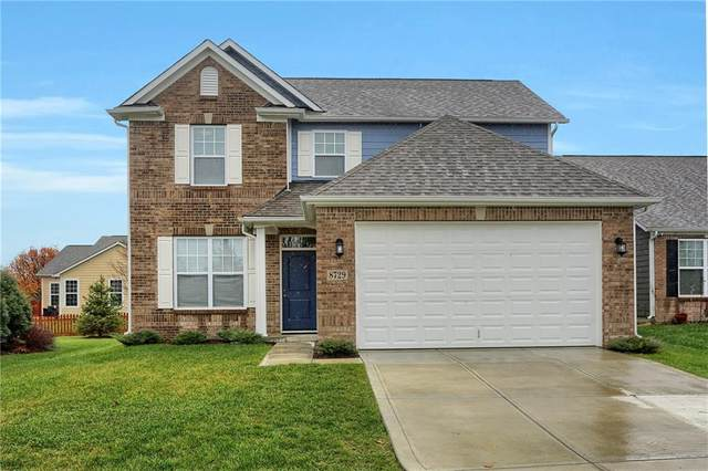 8729 Fielding Lane, Indianapolis, IN 46239 (MLS #21769339) :: RE/MAX Legacy