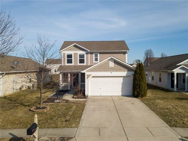 656 Cloverfield Lane, Greenwood, IN 46143 (MLS #21769343) :: Mike Price Realty Team - RE/MAX Centerstone