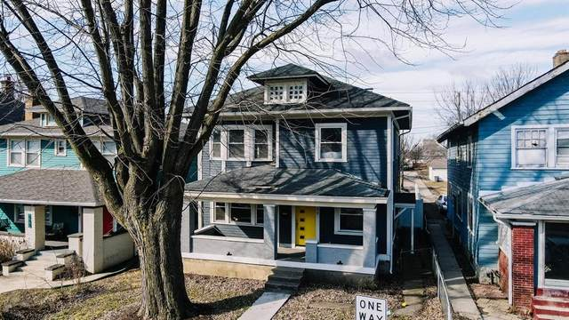 448 N Arsenal Avenue, Indianapolis, IN 46201 (MLS #21769353) :: Mike Price Realty Team - RE/MAX Centerstone