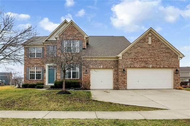 3973 Dolan Way, Carmel, IN 46074 (MLS #21769374) :: Heard Real Estate Team   eXp Realty, LLC