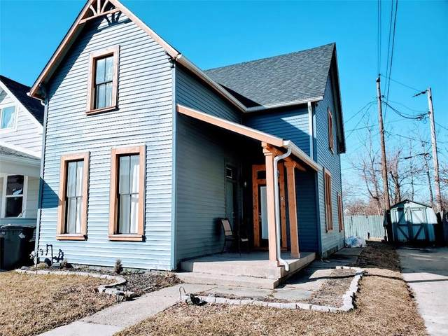 538 Prospect Street, Indianapolis, IN 46203 (MLS #21769381) :: Mike Price Realty Team - RE/MAX Centerstone