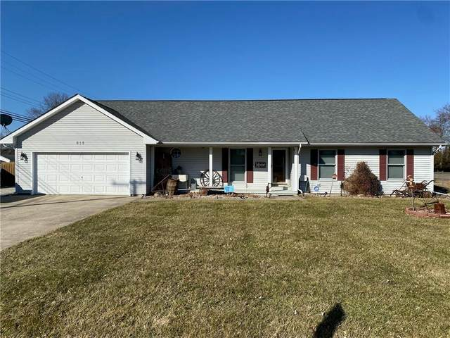 615 Beechwood Avenue, Middletown, IN 47356 (MLS #21769383) :: Anthony Robinson & AMR Real Estate Group LLC